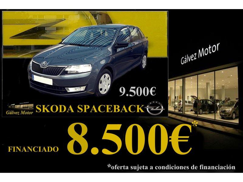 Skoda Spaceback 1.6 TDI CR 90cv Spaceback Active