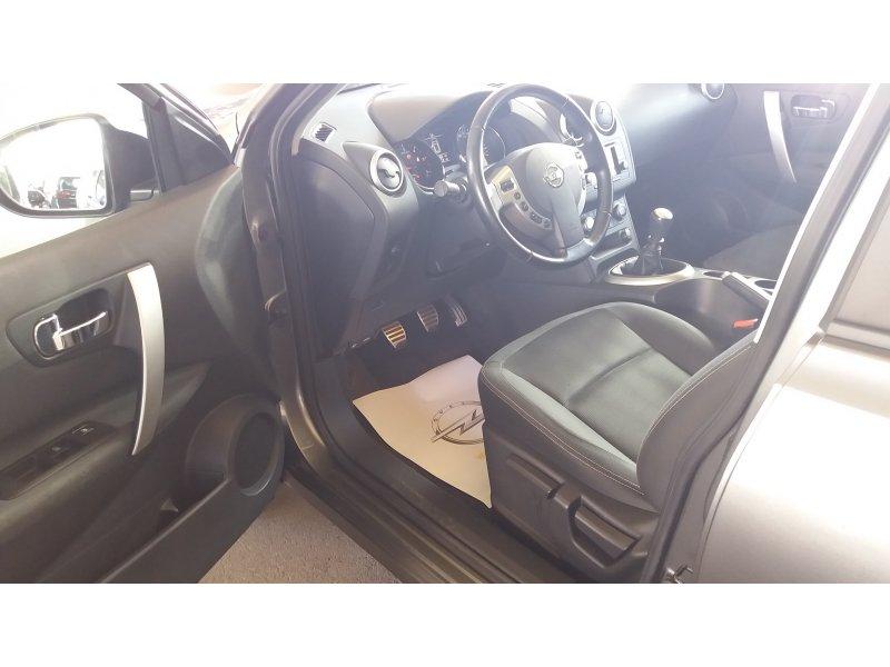 Nissan Qashqai 1.5 dCi 4x2 VISIA