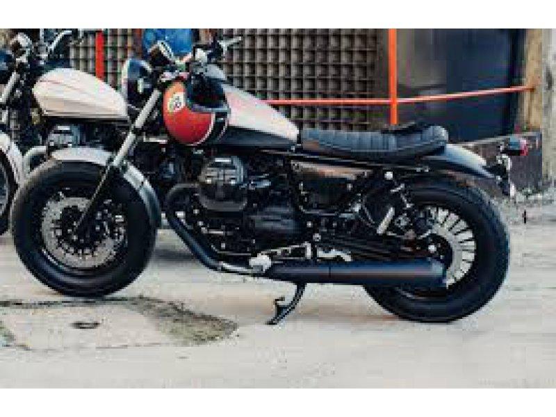 Moto Guzzi V9 850 bobber 850 MOTOCICLETA 2017