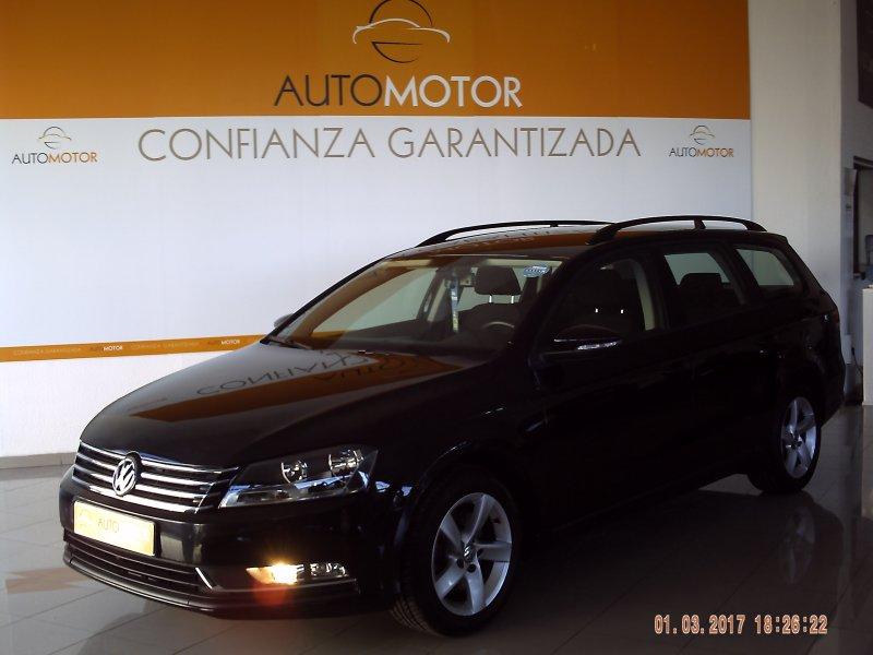 Volkswagen Passat Variant 1.6 TDI 105cv Edition BMot Tech - GARANTIA Edition BlueMotion