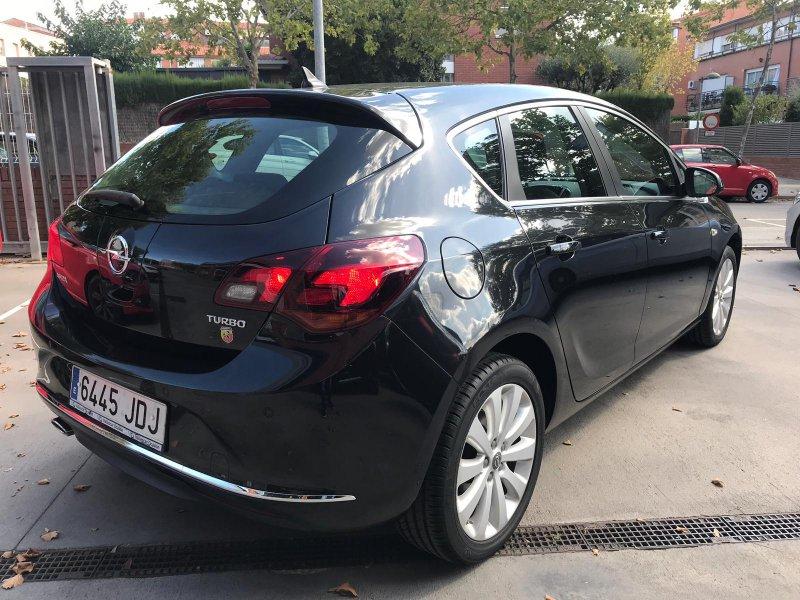 Opel Astra 1.4 Turbo Sportive