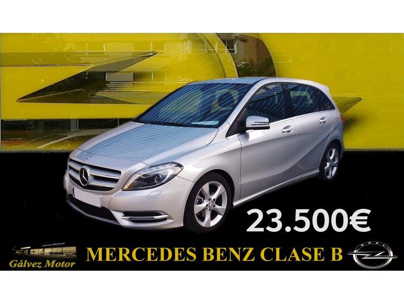 Mercedes-Benz Clase B B 180 d Urban