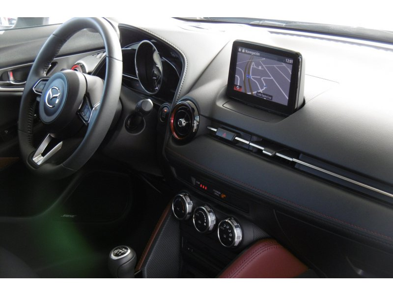 Mazda CX-3 1.5 SKYACTIV DE 77kW 105CV 2WD Luxury