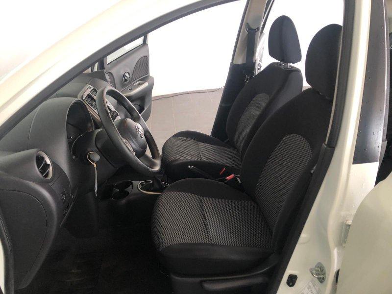 Nissan Micra 5p 1.2G (80CV) ACENTA BUSINESS EDITION