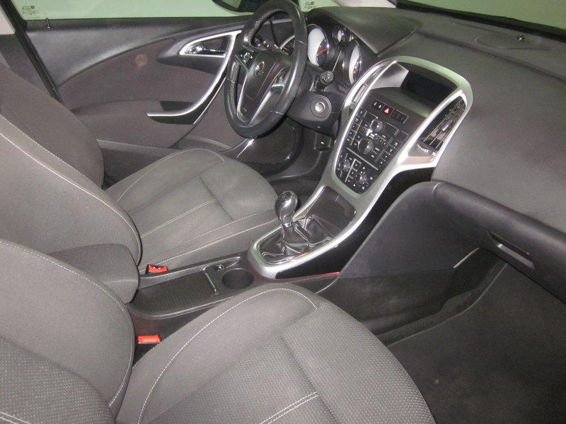 Opel Astra 1.7 CDTi 125 CV Sport