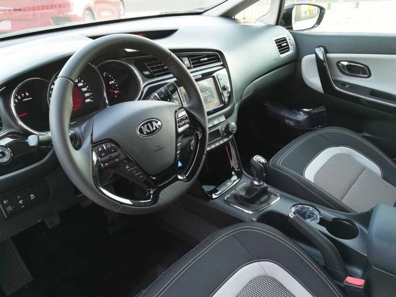Kia ceed 1.0 T-GDi 100CV Eco-Dynamics Tech