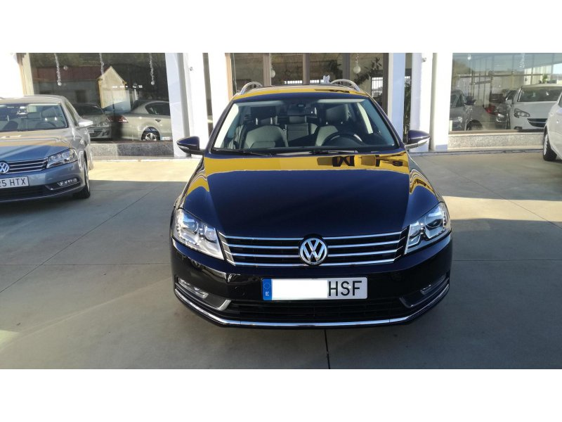 Volkswagen Passat Variant 1.6 TDI 105 Advance Bmotion Tech Advance Bluemotion