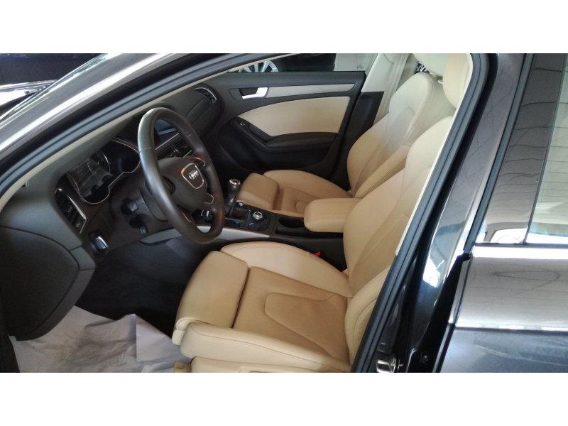 Audi A4 2.0 TDI 143cv Advanced edition