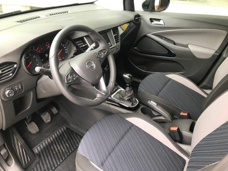 Opel Crossland X 1.2T 110CV Design Line
