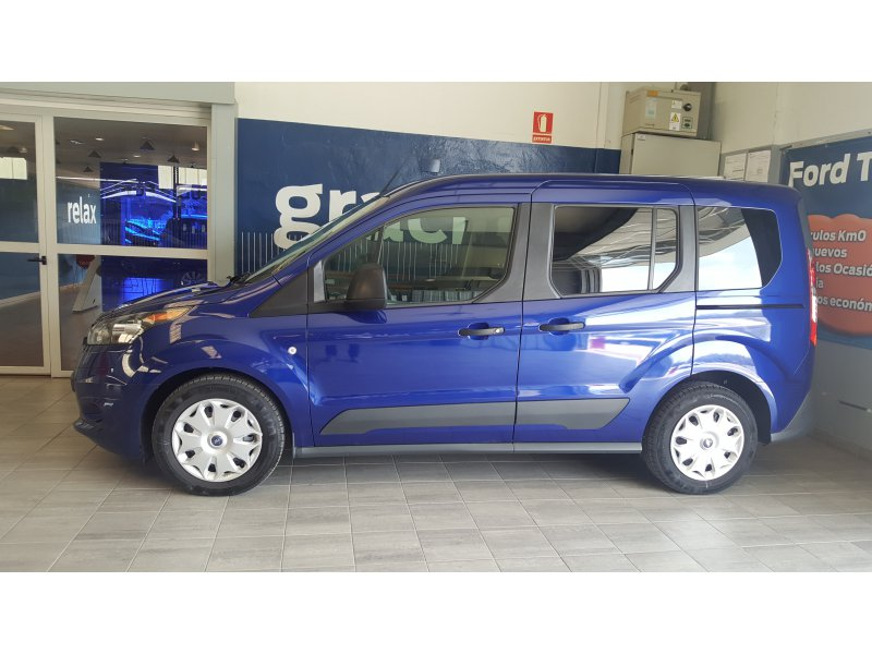 Ford Transit Connect Kombi 1.5 TDCi 74kW 220 L1 (M1) Trend