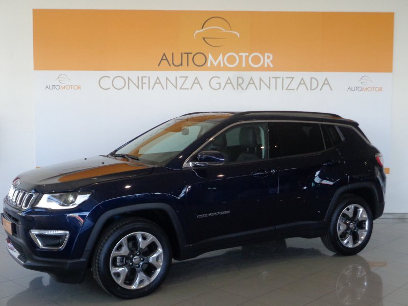 Jeep Compass 1.4 Mair 103kW 4x2 140 CV 6V Limited