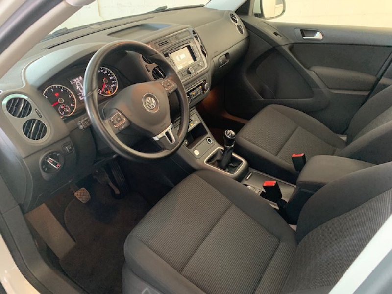 Volkswagen Tiguan 2.0 TDI 140cv Bluemotion Tech 4x2 Cross