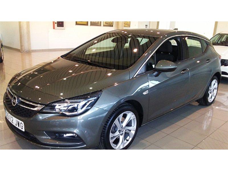 Opel Astra Sedán 1.6 CDTI 110CV DYNAMIC DYNAMIC