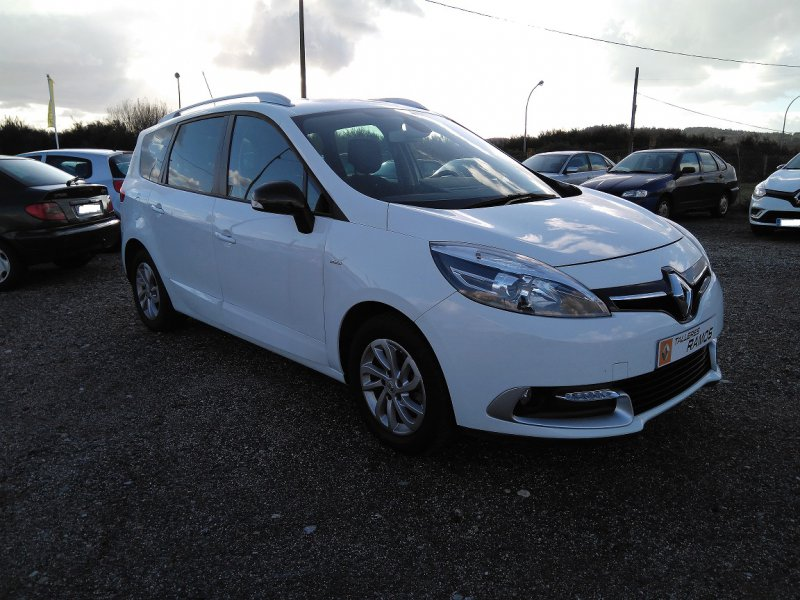 Renault Grand Scénic LIMITED Energy dCi 130 eco2 7p Euro 6 Limited