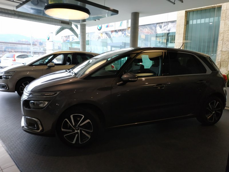 Citroen C4 Picasso BlueHDi 120cv Feel Edition
