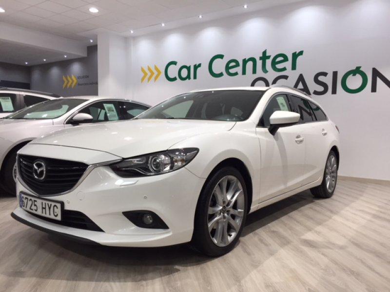 Mazda Mazda6 2.2 DE 150cv WGN Luxury NAVI
