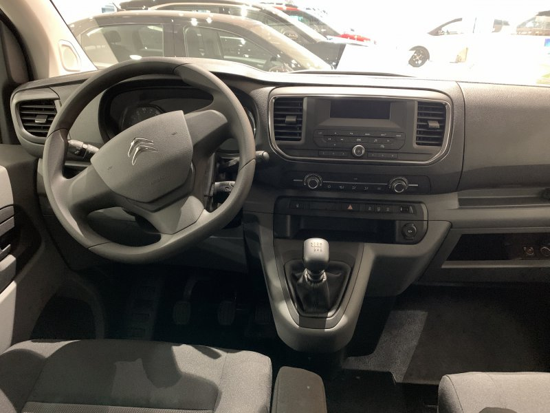 Citroen Jumpy Talla XL BlueHDi 90KW (120CV) Confort
