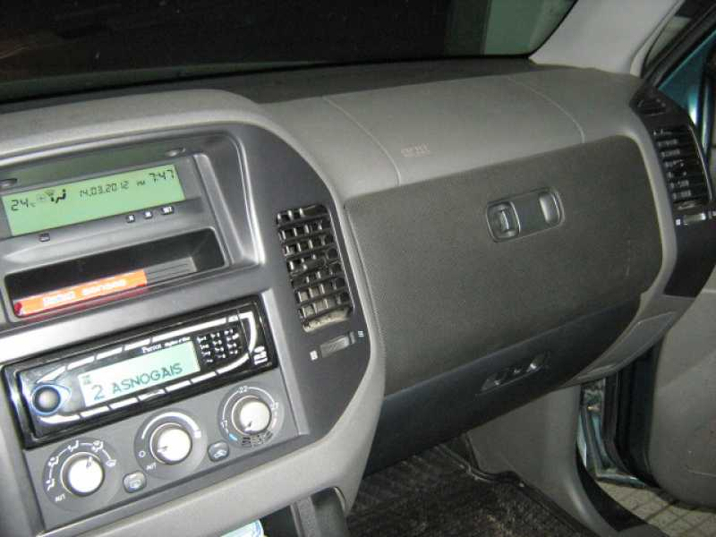 Mitsubishi Montero 2.5 TDI 115CV