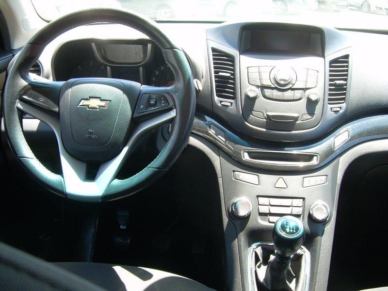Chevrolet Orlando 2.0 VCDi LT+