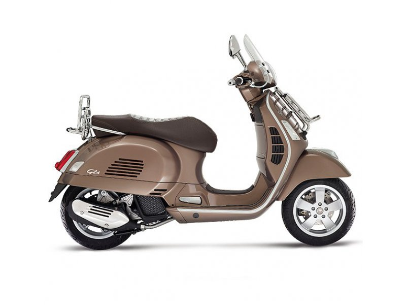 Vespa GTS 125 Touring ie ABS ASR E4 MONOCILINDRICO 4T SCOOTER