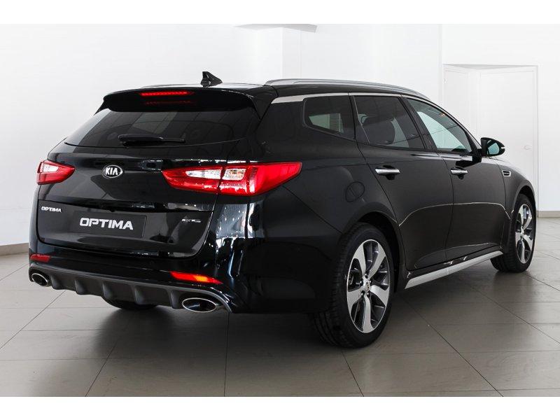 Kia Optima GT 2.0 T-GDi (Pack Luxury) GT