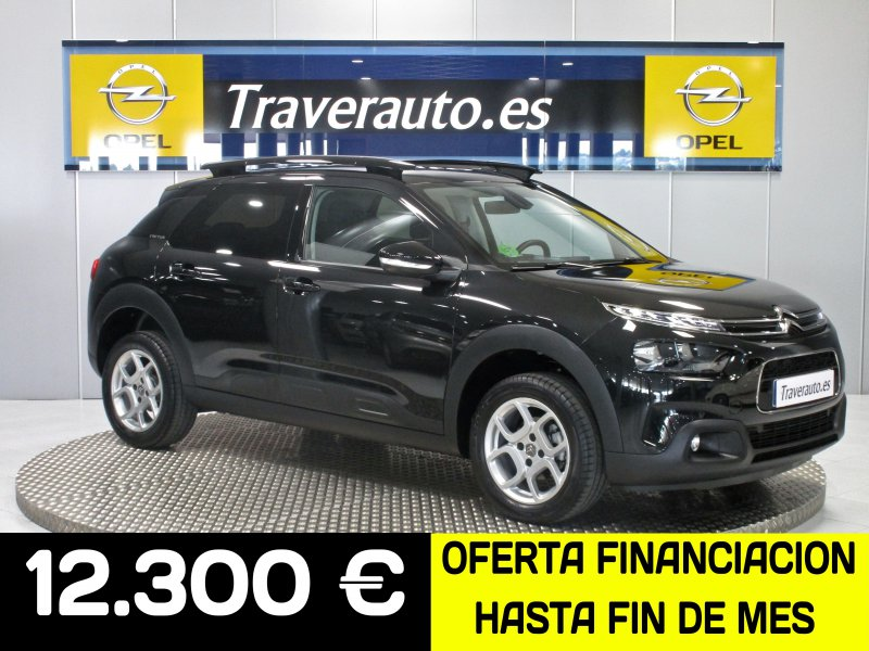 Citroen C4 Cactus PureTech 81KW (110CV) S&S EAT6 Feel