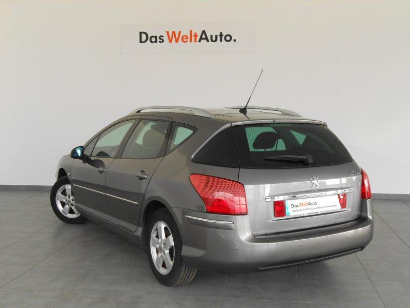 Peugeot 407 SW 1.6 HDI 110cv FAP Sport