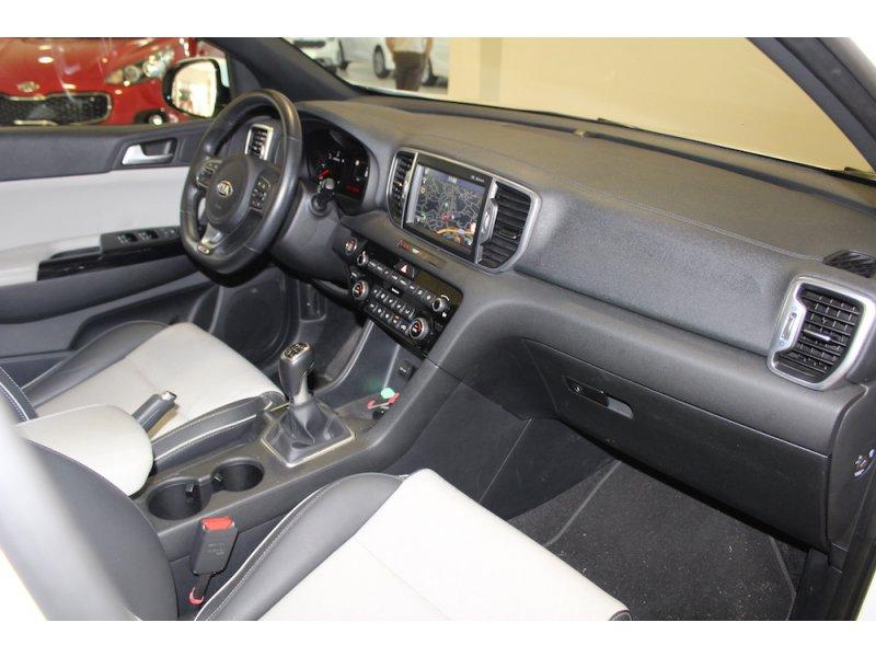Kia Sportage 2.0 CRDi VGT 136CV 4x4 GT Line