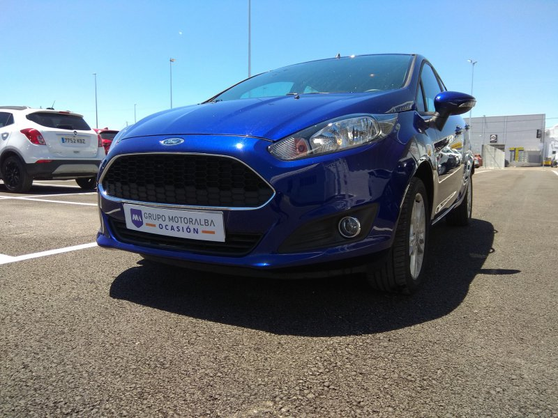 Ford Fiesta 1.25 Duratec 60kW 82CV 5p Trend