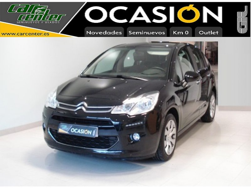 Citroen C3 BlueHDi 75 5P Tonic