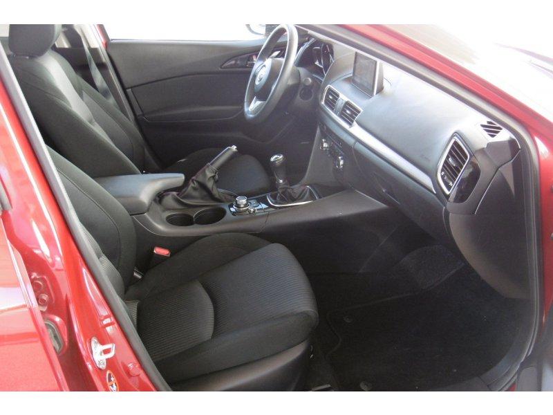 Mazda Mazda3 2.2 DE 110 kW (150cv) 6MT Luxury Safety