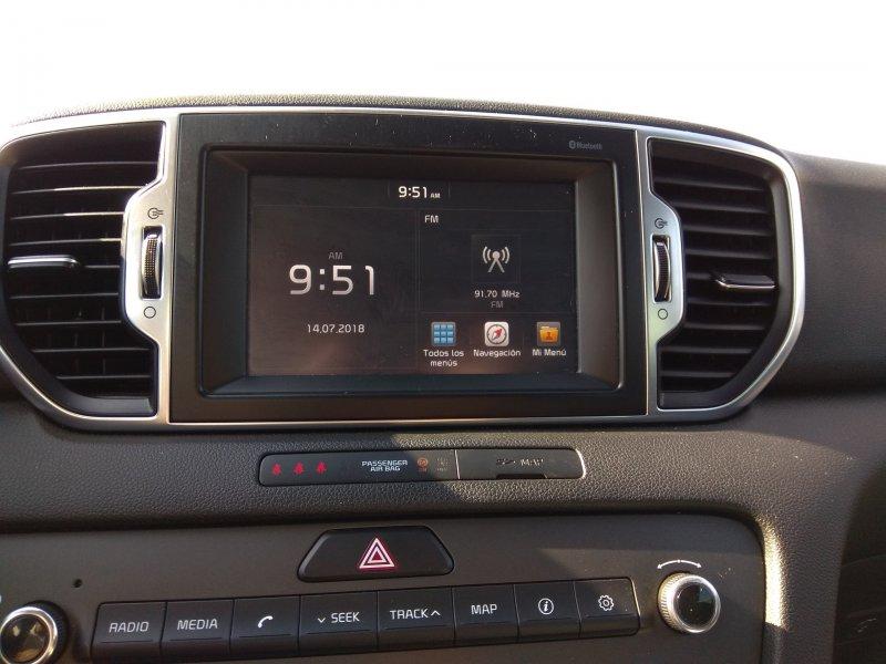 Kia Sportage 1.7 CRDi VGT 85kW (115CV) 4x2 Eco-Dynamics Drive