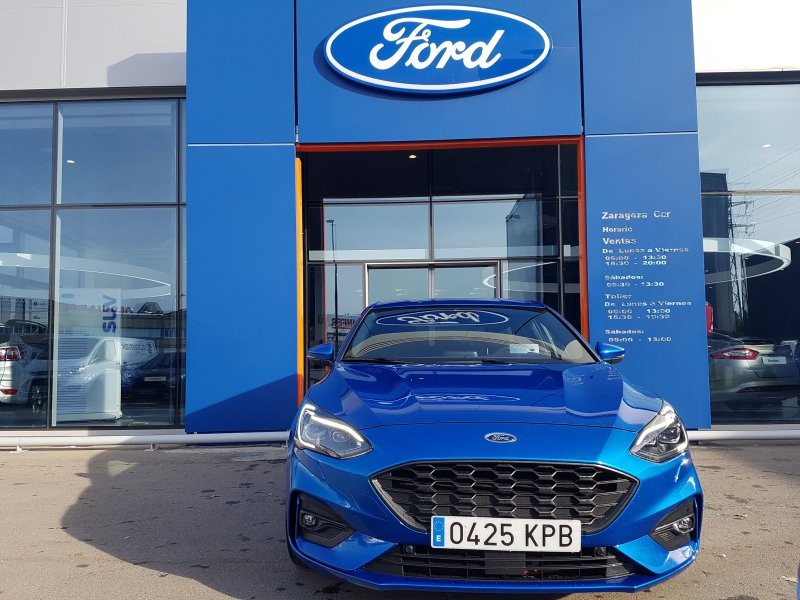 Ford Focus 1.5 Ecoblue 88kW Auto ST-Line