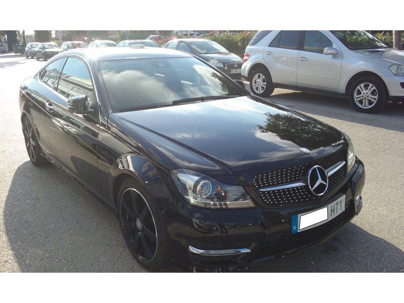 Mercedes-Benz Clase C C 250 CDI Blue Efficiency Coupé -