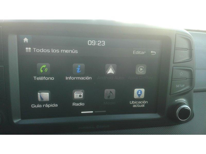 Hyundai Kona 1.0 TGDi 4x2 Tecno