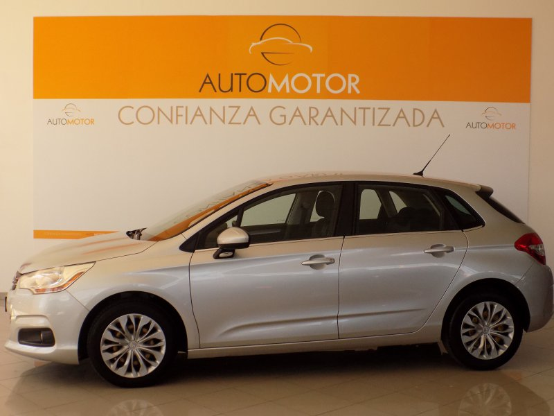 Citroen C4 1.6  BlueHDi 100 Feel Edition