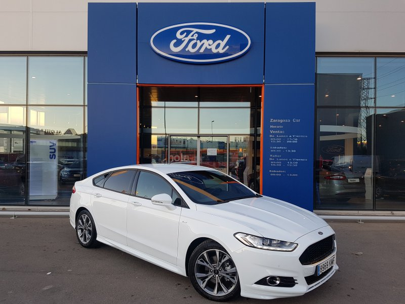 Ford Mondeo 2.0 TDCi 150CV ST-Line