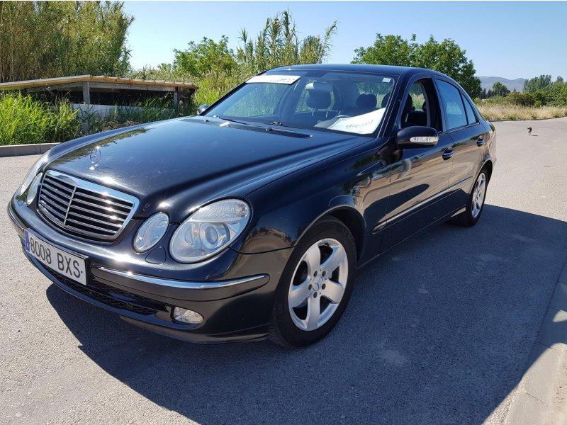 Mercedes-Benz Clase E E 270 CDI AVANTGARDE