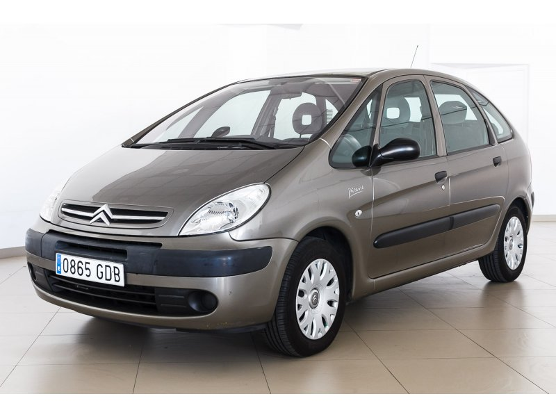 citroen xsara picasso 1 6 exclusive gasolina beige con 126000kms en tarragona. Black Bedroom Furniture Sets. Home Design Ideas