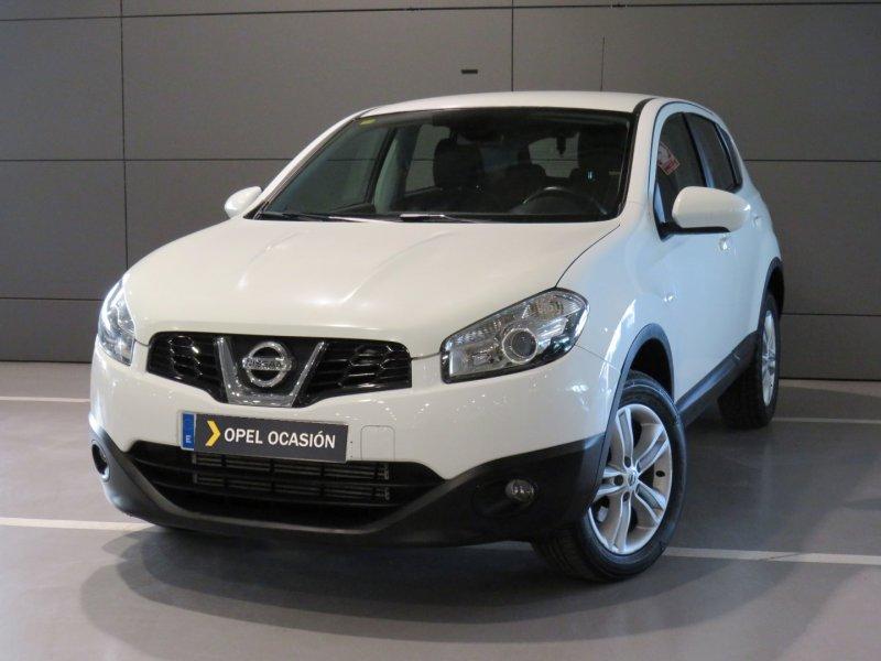Nissan Qashqai 1.6 dCi 4x4 ACENTA