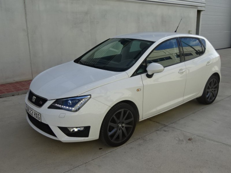 SEAT Ibiza 1.2 TSI 105cv FR ITech
