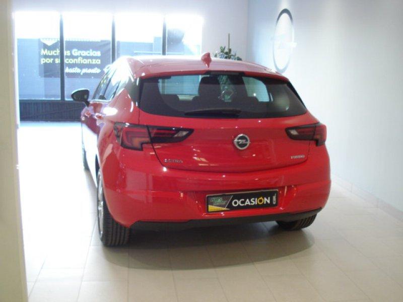 Opel Astra 1.4 Turbo S/S 92kW (125CV) 5P Dynamic