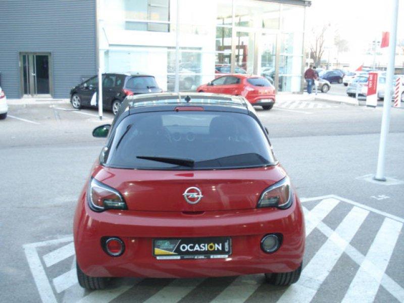 Opel ADAM 1.4 I  XFT 100 CV SLAM EXTREME