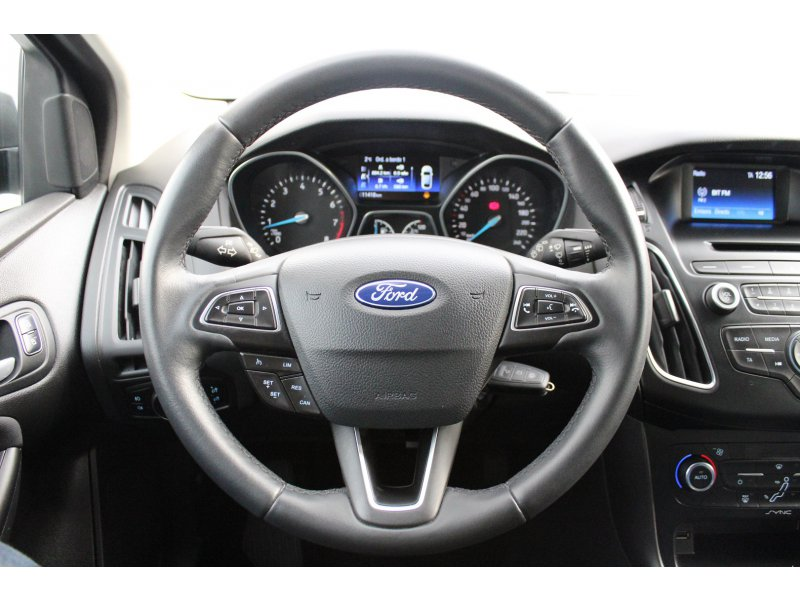 Ford Focus 1.0 EcoBoost A-S-S 125cv Edition