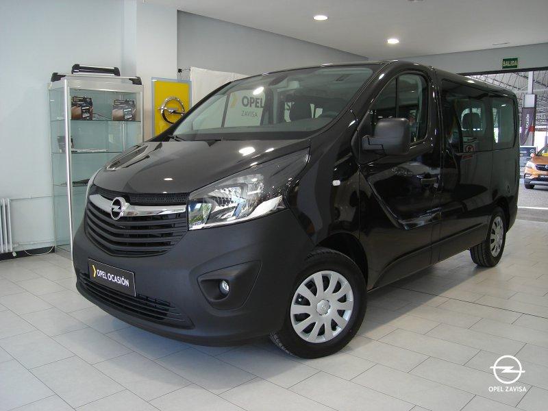 Opel Vivaro 1.6 CDTI 125 CV BI L1 2.7t Combi-9 -