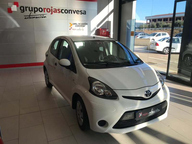 Toyota Aygo 70 City