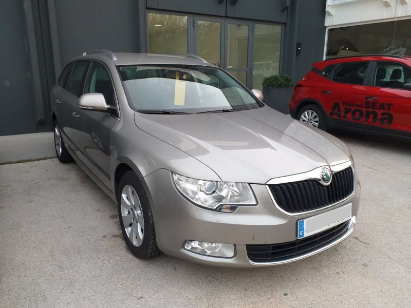 Skoda SuperB 2.0 TDI 140 Ltd Edit.Plus (particulares) Limited Edition Plus