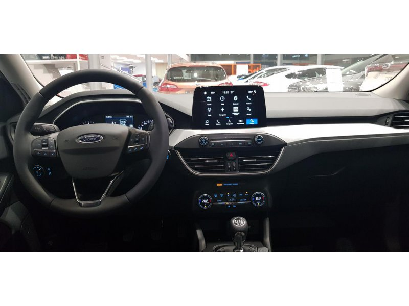 Ford Focus 1.5 Ecoblue 88kW Trend+