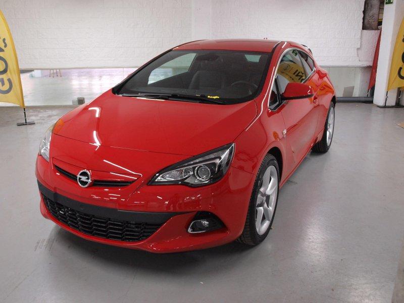 Opel Astra GTC 1.4 Turbo S/S GTC Sportive
