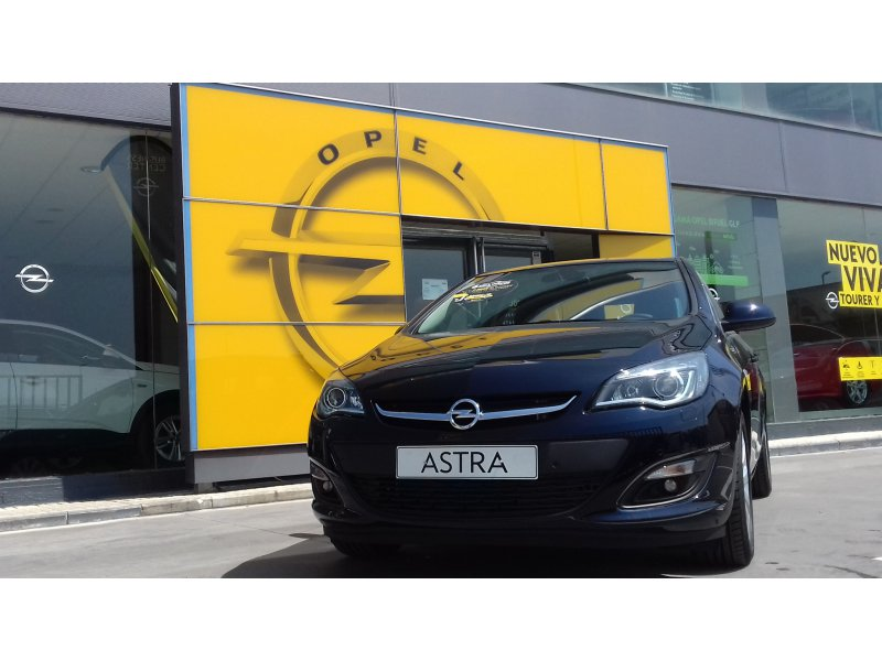 Opel Astra 1.4 T 103kW (140CV) 4X2 S&S Elegance